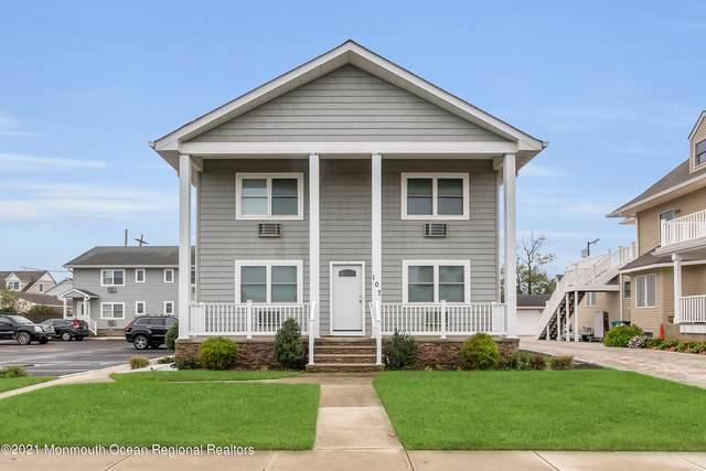 107 3rd Avenue C1, Belmar, NJ 07719 (MLS #22134804) :: The Dekanski Home Selling Team