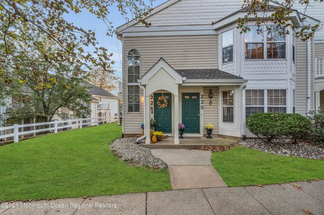 226 Tulip Lane, Freehold, NJ 07728 (MLS #22134847) :: The MEEHAN Group of RE/MAX New Beginnings Realty