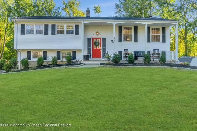 6 Spring Valley Drive, Holmdel, NJ 07733 (MLS #22134872) :: The Dekanski Home Selling Team