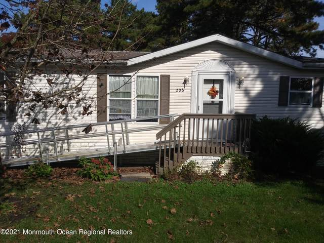 206 Holly Court, Whiting, NJ 08759 (MLS #22134881) :: Team Gio | RE/MAX