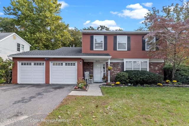 35 Cannon Ball Drive, Howell, NJ 07731 (MLS #22134893) :: The MEEHAN Group of RE/MAX New Beginnings Realty