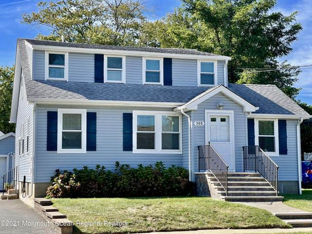 305 St Louis Avenue, Point Pleasant Beach, NJ 08742 (MLS #22134922) :: The MEEHAN Group of RE/MAX New Beginnings Realty