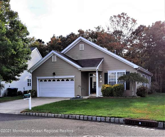 64 Briarwood Drive, Little Egg Harbor, NJ 08087 (MLS #22134934) :: The DeMoro Realty Group   Keller Williams Realty West Monmouth