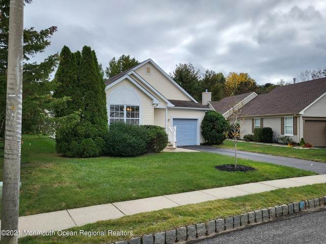 2436 Spring Hill Drive, Toms River, NJ 08755 (MLS #22135017) :: The Dekanski Home Selling Team