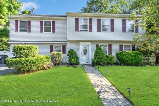 613 Branch Drive, Toms River, NJ 08755 (MLS #22135045) :: The Dekanski Home Selling Team