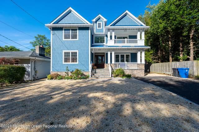 109 Longfellow Avenue, Toms River, NJ 08753 (MLS #22135047) :: The Dekanski Home Selling Team