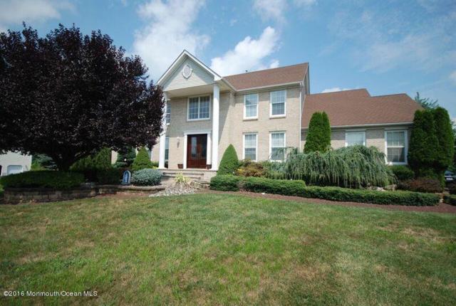 10 Wagner Farm Lane, Millstone, NJ 08535 (MLS #21630772) :: The Dekanski Home Selling Team