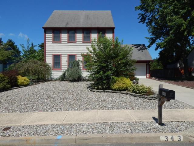 343 Ashford Road, Toms River, NJ 08755 (MLS #21632171) :: The Dekanski Home Selling Team