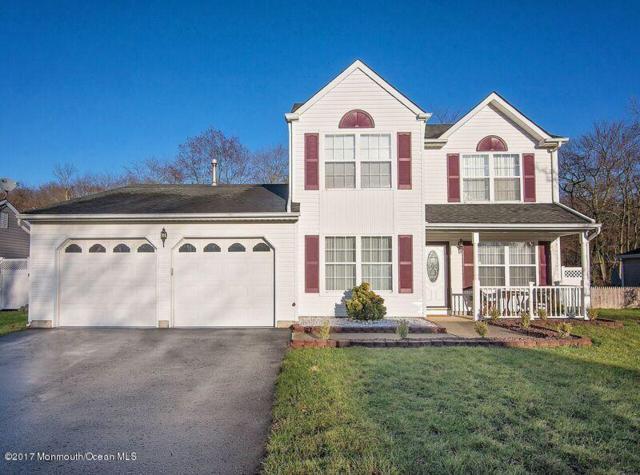 49 Sherrybrooke Drive, Howell, NJ 07731 (MLS #21645483) :: The Dekanski Home Selling Team