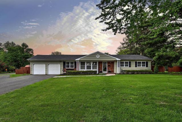 72 Three Brooks Road, Freehold, NJ 07728 (MLS #21701519) :: The Dekanski Home Selling Team