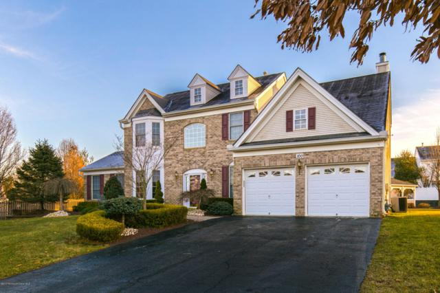 100 Wellesley Way, Freehold, NJ 07728 (MLS #21701760) :: The Dekanski Home Selling Team