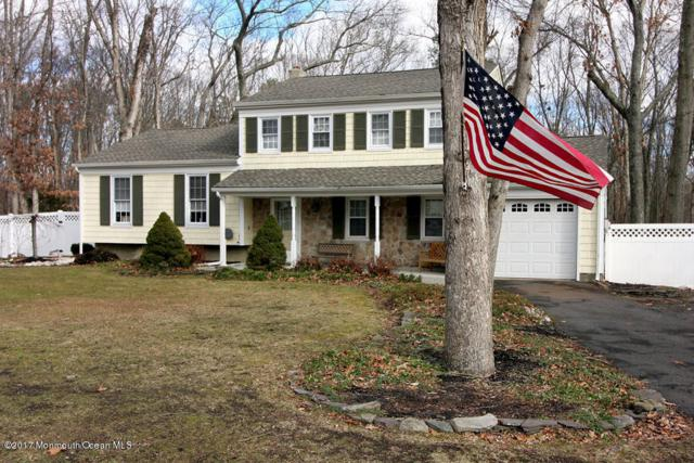 22 Claire Circle, Howell, NJ 07731 (MLS #21702055) :: The Dekanski Home Selling Team