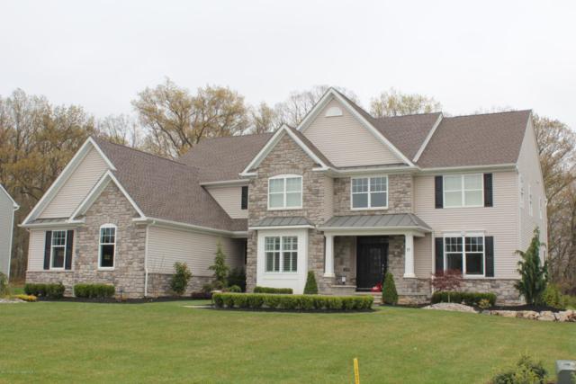 61 Highland Ridge Road, Manalapan, NJ 07726 (MLS #21702122) :: The Dekanski Home Selling Team