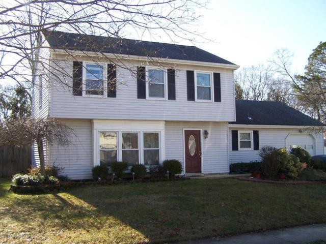 5 Standish Drive, Howell, NJ 07731 (MLS #21702627) :: The Dekanski Home Selling Team