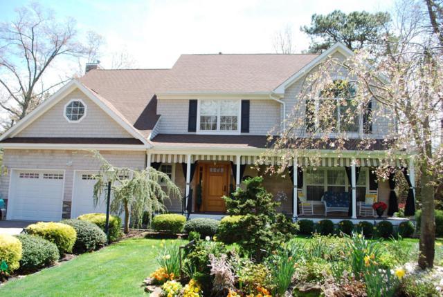 1601 Jordan Way, Manasquan, NJ 08736 (MLS #21703844) :: The Dekanski Home Selling Team