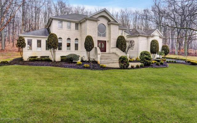 7 Kaiser Court, Morganville, NJ 07751 (MLS #21704622) :: The Dekanski Home Selling Team