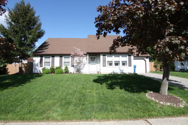 8 Regina Drive, Howell, NJ 07731 (MLS #21705087) :: The Dekanski Home Selling Team