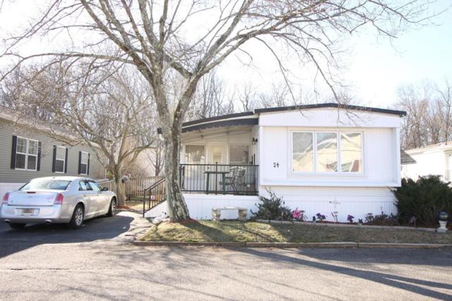 54 Village Road, Morganville, NJ 07751 (MLS #21705250) :: The Dekanski Home Selling Team