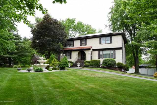 21 Seward Drive, Ocean Twp, NJ 07712 (MLS #21705279) :: The Dekanski Home Selling Team