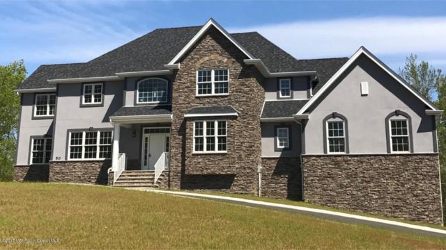50 Partners Lane, Freehold, NJ 07728 (MLS #21706916) :: The Dekanski Home Selling Team