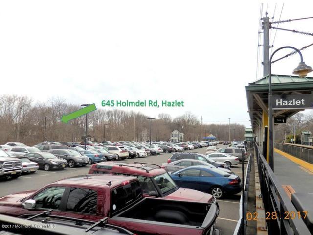 645 Holmdel Road, Hazlet, NJ 07730 (MLS #21707416) :: The MEEHAN Group of RE/MAX New Beginnings Realty
