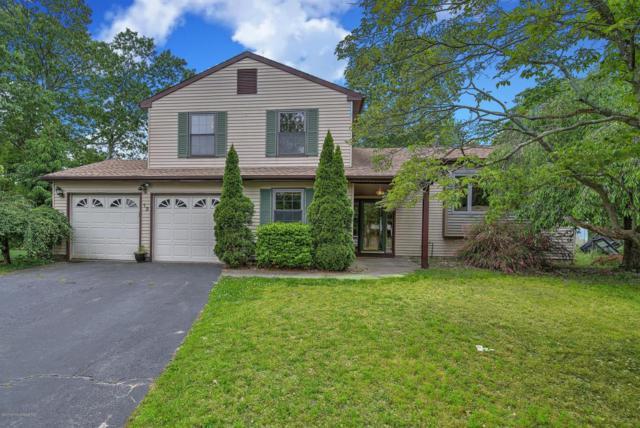 13 Tinker Court, Howell, NJ 07731 (MLS #21708620) :: The Dekanski Home Selling Team
