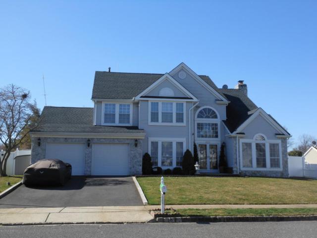 300 Van Avenue, Brick, NJ 08724 (MLS #21709040) :: The Dekanski Home Selling Team
