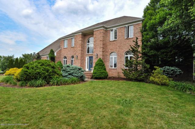 32 Steeple Chase Road, Millstone, NJ 08535 (MLS #21712104) :: The Dekanski Home Selling Team
