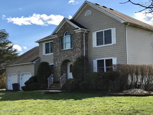 17 Locksley Lane, Manalapan, NJ 07726 (MLS #21713023) :: The Dekanski Home Selling Team
