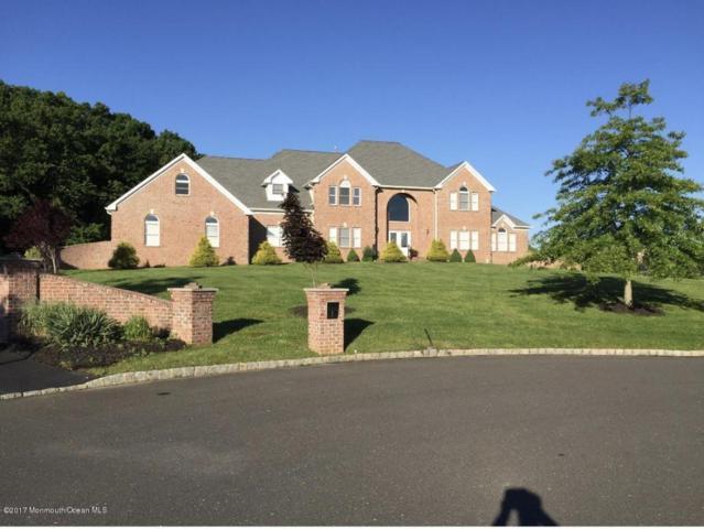 4 Abate Drive, Millstone, NJ 08510 (MLS #21713151) :: The Dekanski Home Selling Team