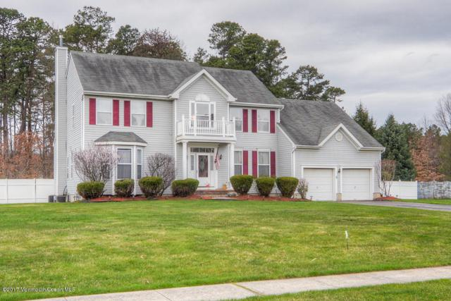 84 Cardinal Drive, Jackson, NJ 08527 (MLS #21713619) :: The Dekanski Home Selling Team