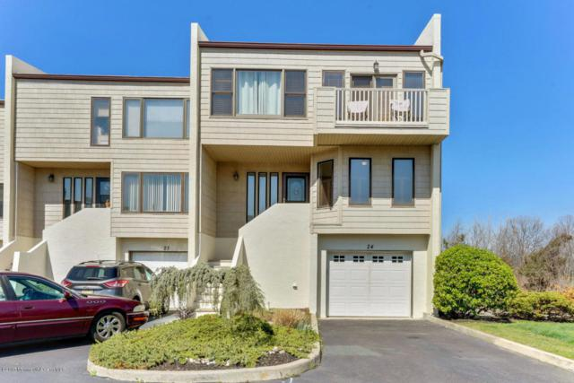 57 Bridgewaters Drive #24, Oceanport, NJ 07757 (MLS #21714345) :: The Dekanski Home Selling Team