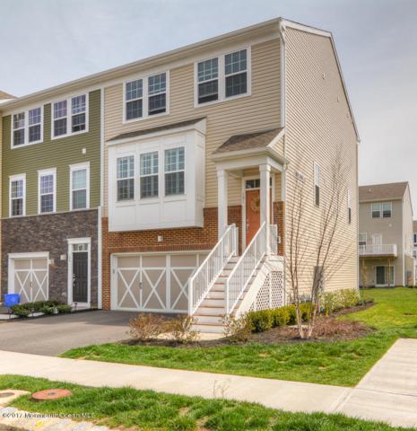 101 Waypoint Drive #1306, Eatontown, NJ 07724 (MLS #21714572) :: The Dekanski Home Selling Team