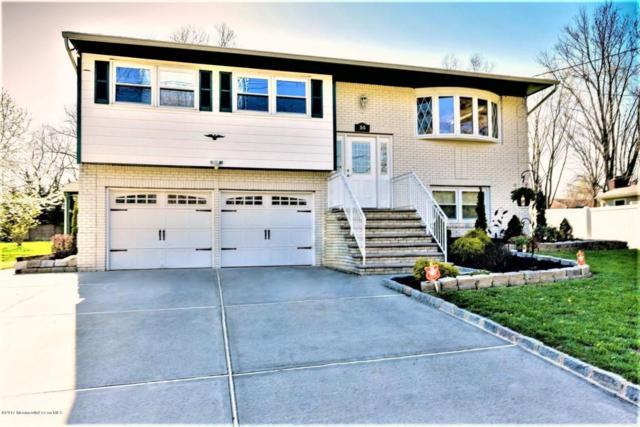 55 Middlesex Road, Matawan, NJ 07747 (MLS #21714647) :: The Dekanski Home Selling Team