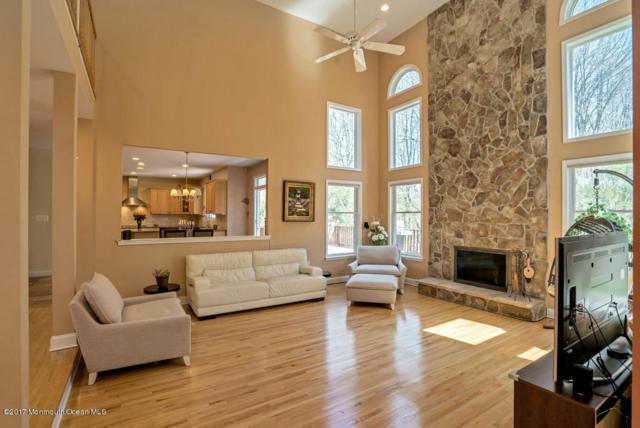 353 Salinger Court, Morganville, NJ 07751 (MLS #21715262) :: The Dekanski Home Selling Team