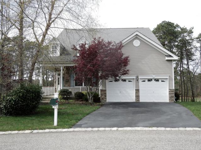 25 Cypress Court, Little Egg Harbor, NJ 08087 (MLS #21715326) :: The Dekanski Home Selling Team