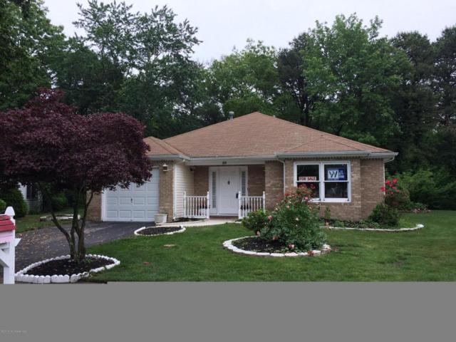 30 Chipmunk Drive, Brick, NJ 08723 (MLS #21715627) :: The Dekanski Home Selling Team
