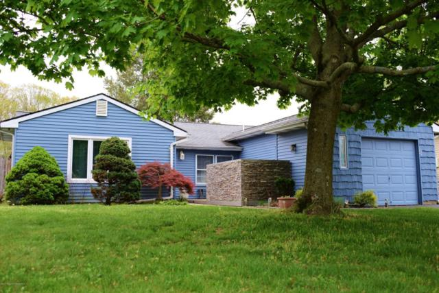 27 Long Road, Freehold, NJ 07728 (MLS #21716126) :: The Dekanski Home Selling Team