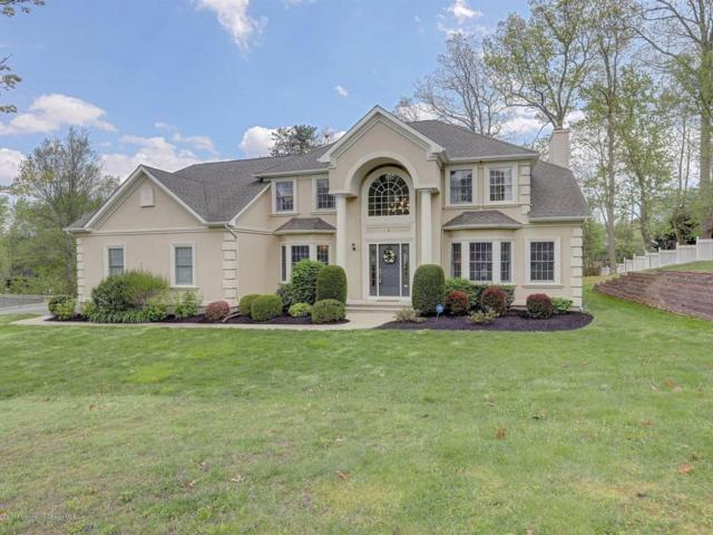 4 Hartshorne Road, Ocean Twp, NJ 07712 (MLS #21716222) :: The Dekanski Home Selling Team