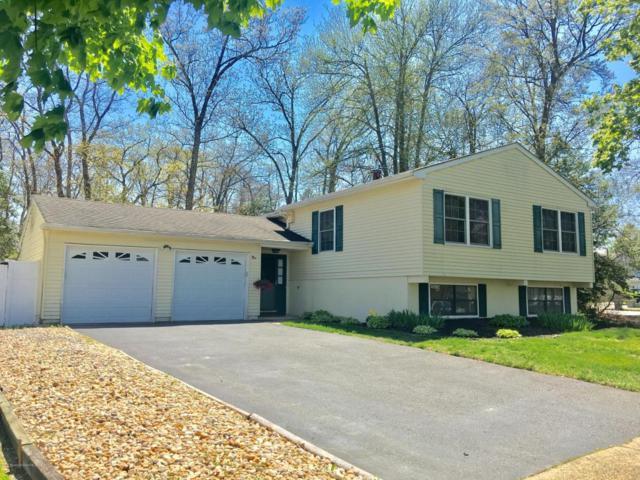 2 Colonial Court, Howell, NJ 07731 (MLS #21716353) :: The Dekanski Home Selling Team