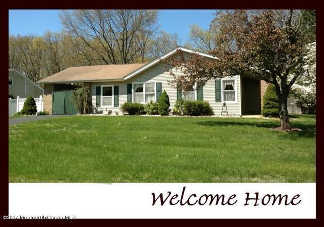 39 Birmingham Drive, Jackson, NJ 08527 (MLS #21716544) :: The Dekanski Home Selling Team