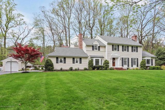 4 Georgetown Road, Colts Neck, NJ 07722 (MLS #21716840) :: The Dekanski Home Selling Team