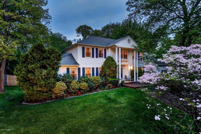 6 Colton Court, Middletown, NJ 07748 (MLS #21717189) :: The Dekanski Home Selling Team