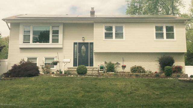 5 Mohawk Drive, Matawan, NJ 07747 (MLS #21717271) :: The Dekanski Home Selling Team