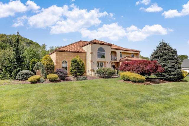 16 Regency Way, Manalapan, NJ 07726 (MLS #21717462) :: The Dekanski Home Selling Team