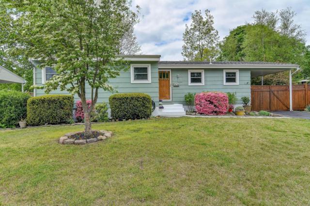 9 Lafayette Drive, Hazlet, NJ 07730 (MLS #21717787) :: The Dekanski Home Selling Team