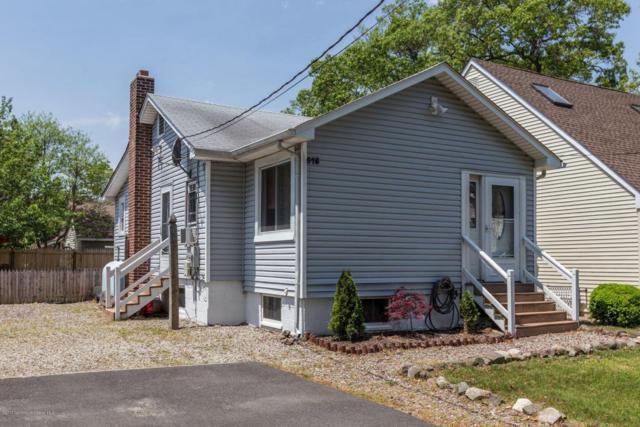 518 Harvey Avenue, Brick, NJ 08723 (MLS #21718252) :: The Dekanski Home Selling Team