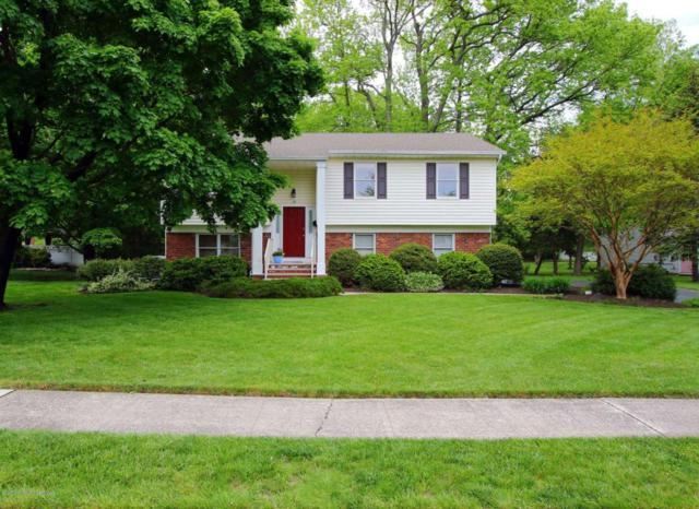 64 Sunset Place, Middletown, NJ 07748 (MLS #21718394) :: The Dekanski Home Selling Team