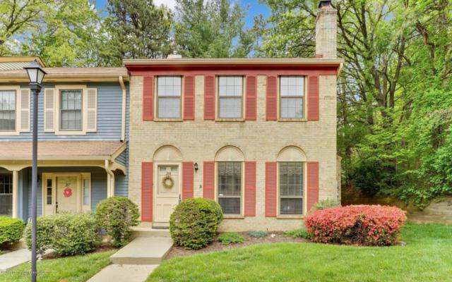 208 Haverford Court, Aberdeen, NJ 07747 (MLS #21718437) :: The Dekanski Home Selling Team