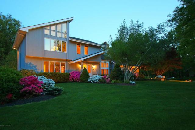 9 Oak Tree Lane, Ocean Twp, NJ 07712 (MLS #21718442) :: The Dekanski Home Selling Team